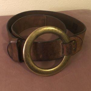 GAP leather belt